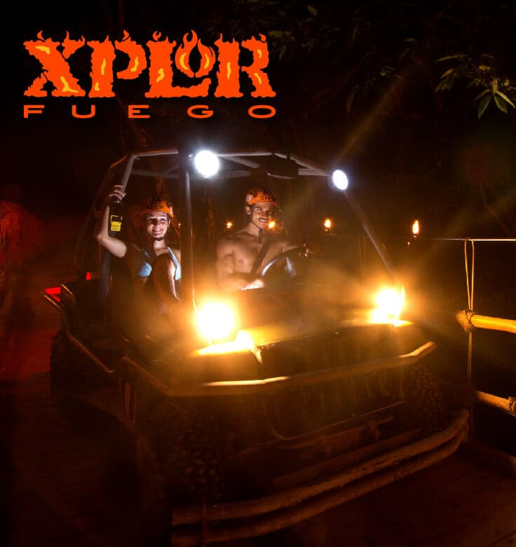 Tour Xplor Fuego